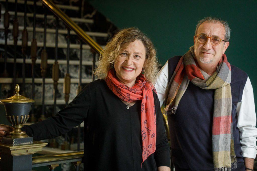 """Daniel Marcos del dúo musical """"El Mantel de Noa"""""""