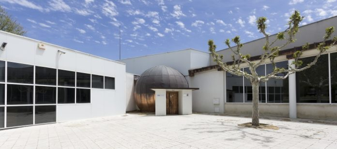 Fachada de la sede de Teruel del CEEI Aragón. GoAragon ConoceAragon