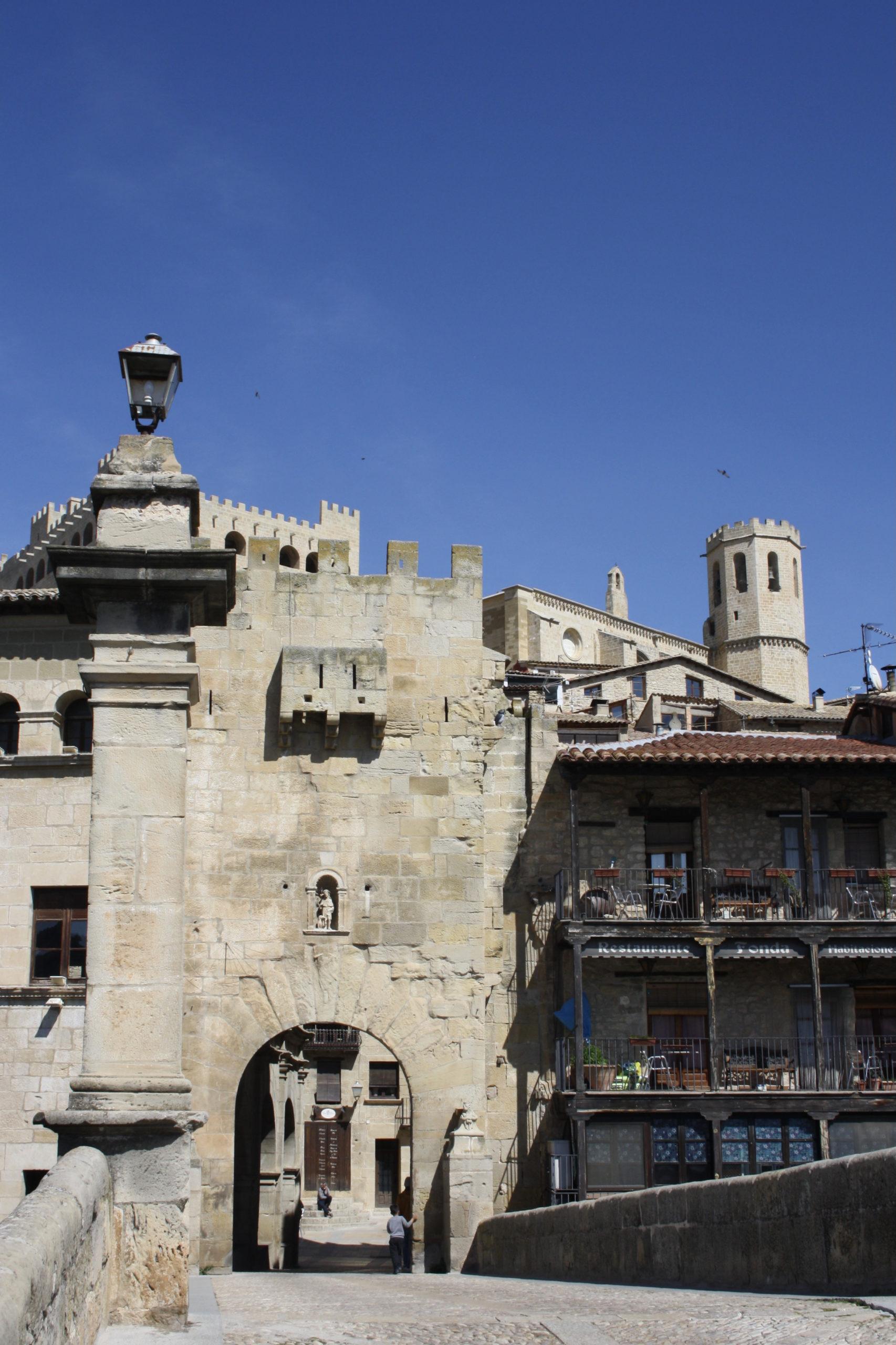 castillos de aragón Castillo de Valderobles. Foto: Alfredo Cortés