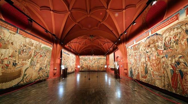 museo de los tapices de la seo