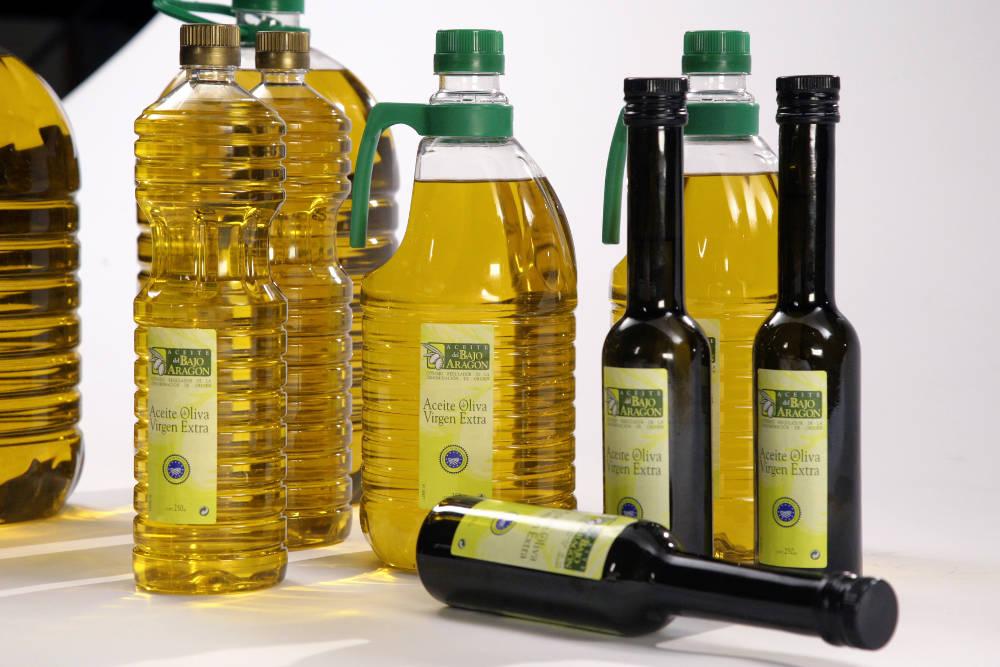 aceite bajo aragon