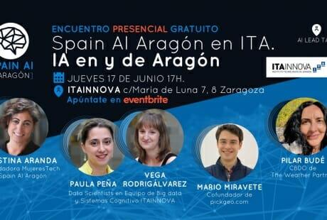 """ITAINNOVA impulsa la creación de la asociación """"Aragón Inteligencia Artificial"""""""