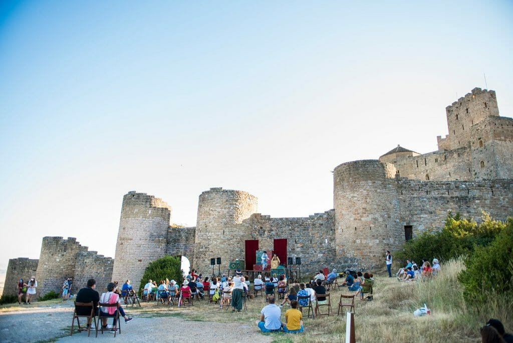 festivales de los castillos loarre