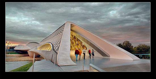 arquitectura más reconocida de Aragón