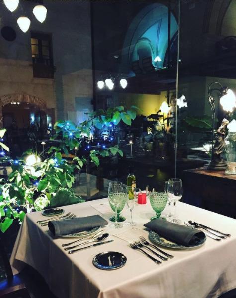 restaurantes en Teruel el convent